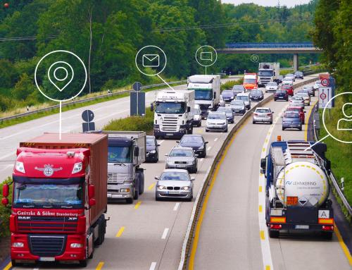 Digitalisierter Fuhrpark – So kommen Daten von der Straße in Ihr Unternehmen