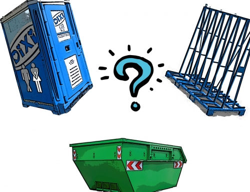 Wo sind meine Leergestelle und Container? – Wie Firmen ihre Gestelle orten